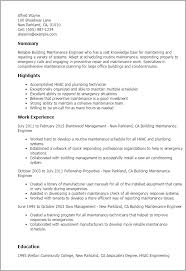 resume mechanic examples installation resumes industrial maintenance technician resume examples industrial maintenance mechanic resume samples Brefash