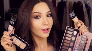 Тест-драйв новинок Make Up For Ever - YouTube