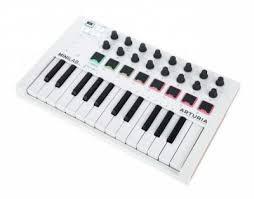 <b>MIDI</b>-<b>клавиатура</b> 25 клавиш <b>Arturia MiniLab MKII</b> купить в Санкт ...