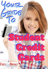 Your guide to student credit cards. One thing's for sure, since the CARD Act of 2009 it's become harder for college students to get credit cards. - guide_student_credit_cards