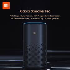 <b>Original Xiaomi Xiaoai</b> Bluetooth Speaker <b>Pro</b> AI Bluetooth 4.2 Mesh ...