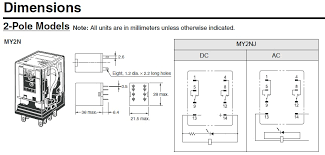 omron relay myn wiring diagram images relay wiring diagram on omron relay wiring diagram on ly1n