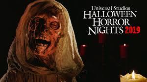 Halloween Horror Nights 2019 excitement mounts with monstrous ...