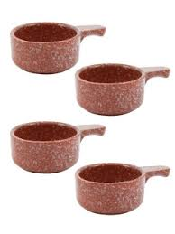 жульениц 0,15л (<b>мрамор</b> коричневый), <b>Ломоносовская керамика</b>
