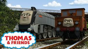 Stafford The <b>Electric</b> Engine | Kids Cartoon | <b>Thomas and Friends</b> ...