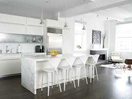 white modern office chair kitchen contemporary with bar stools breakfast bar alcove contemporary home office