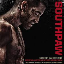 <b>ORIGINAL SOUNDTRACK</b> - <b>SOUTHPAW</b> (JAMES HORNER ...