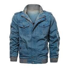 Buy Looka33 Men Coats Fashion Casual <b>Plus Size Autumn Winter</b> ...
