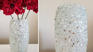 BLING <b>HOME DECOR</b> | INEXPENSIVE DIY | CRUSHED GLASS ...