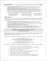 management consulting resume example for executive management consulting resume example page 3