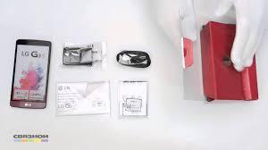 Смартфон LG G3 s D724 (титан)
