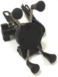 SMA <b>Motorcycle X</b>-<b>Grip</b> Cell Phone Mount Holder USB Charger ...