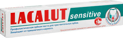 <b>Зубная паста 5</b> в 1 Lacalut Multi-effect plus с витаминно ...