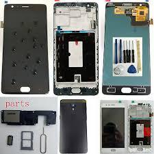 Original <b>AMOLED</b> for <b>OnePlus</b> 3 3T 1+3 A3000 A3003 A3010 <b>LCD</b> ...