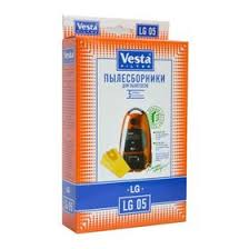 LG 05 <b>Комплект пылесборников</b>, 5шт <b>Vesta filter</b> УЦЕНКА ...