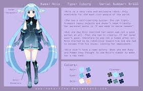 niio reference sheet by neko rina on niio reference sheet by neko rina