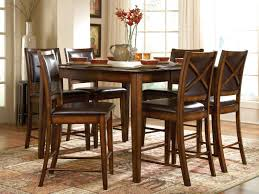 high top dining table set