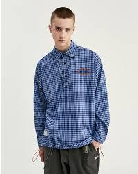 Hedonistk 2019 <b>Autumn Men Shirt</b> New Style <b>Men</b> Plaid <b>Shirt</b> ...