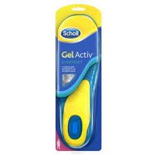 <b>Стельки Scholl</b> GelActiv Everyday | Отзывы покупателей