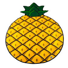 <b>Покрывало пляжное Pineapple</b> от (арт. BMBTPA) купить в Москве ...