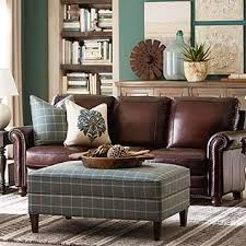 Leather Sofas Living Room Furniture Bassett Furniture