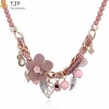 Wholesale <b>TJP Vintage</b> Believe Flower Leaf Created Pearl Beads ...
