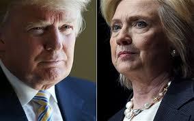 نتیجه تصویری برای 91 درصد مردم آمریکا کلینتون و ترامپ را نمیخواهند