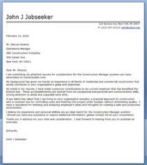 production manager cover letter   http   jobresumesample com      construction manager cover letter sample
