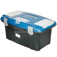 "<b>Ящик для инструментов Bartex</b> 19"", 480х230 мм, с ..."