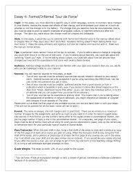 formal essay examples cover letter example of a formal essay example of a short formal