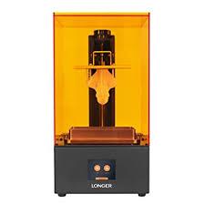 <b>LONGER Orange 30 3D Printer</b>, Upgraded Resin SLA 3D Printer ...