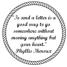 Image result for quotes about handwritten letters
