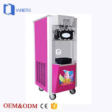 China <b>Commercial Ice Cream Machine</b> Soft Serve with Good Quality ...