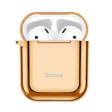 <b>Чехол Baseus Shining Hook</b> Case для Apple AirPods Silver, купить ...