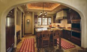 pictures french country kitchens decorating