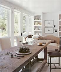 dining table interior design kitchen:  images about dining room ideas on pinterest farmhouse style chairs and farm style dining table