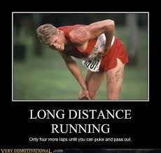 Distance running on Pinterest | Long Distance Running, Running ... via Relatably.com