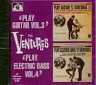 Play Guitar, Vol. 3/Play Guitar, Vol. 4: Play Electric Bass