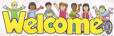 Image result for welcome clipart for school