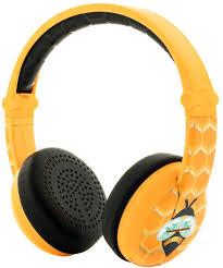 Купить детские <b>Bluetooth</b>-наушники с микрофоном <b>BuddyPhones</b> ...