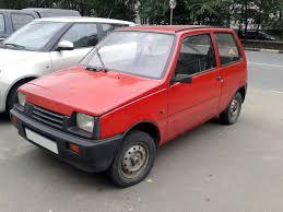 Ока (автомобиль) — Википедия