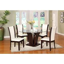 Dining Room Sets Glass Table Furniture Fascinating Furniture For Dining Room Decoration Ideas