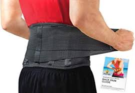 Back Support Belt by Sparthos - Relief for Back Pain ... - Amazon.com