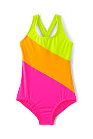 <b>Toddler</b> Girl <b>One Piece Swimsuits</b> | Lands' End