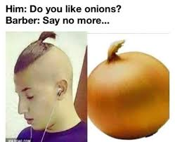 "The ""Say No More"" haircut memes are back : theCHIVE via Relatably.com"