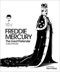 <b>Freddie Mercury: The</b> Great Pretender: A Life in Pictures: O'Hagan ...