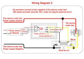 voltmeter wiring diagram wiring diagram and schematic design ponent ammeter diagram digital voltmeter using pic meter wiring diagram