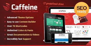 Caffeine Responsive WordPress Theme by muffingroup | ThemeForest