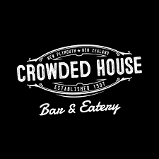 <b>Crowded House</b> - Bar, cafe, restaurant and night club in New Plymouth