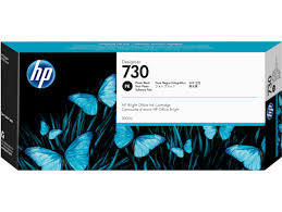 <b>HP 730 300-ml Photo</b> Black DesignJet Ink Cartridge, P2V73A